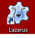 Abb. 1.11 Lazarus Desktop Icon
